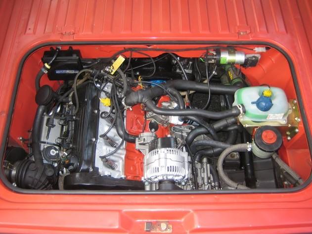 Vw Engine Conversion