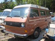 1980 Air Cooled Westfalia