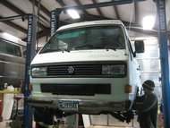 1988 Westfalia